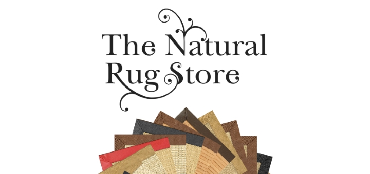 The Natural Rug Store logo