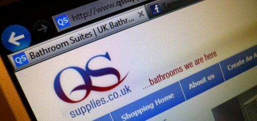 QS Supplies website