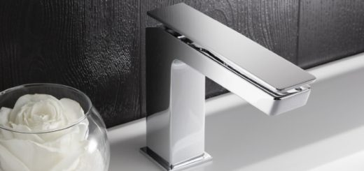 Tap from the Crosswater Kelly Hoppen range