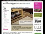 The Natural Rug Store – Bespoke Natural Rugs