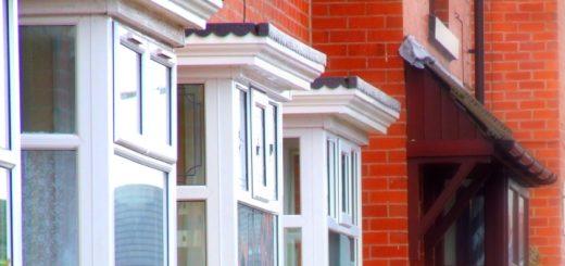 Terraced housing. Photo credit: Jamie Brelsford