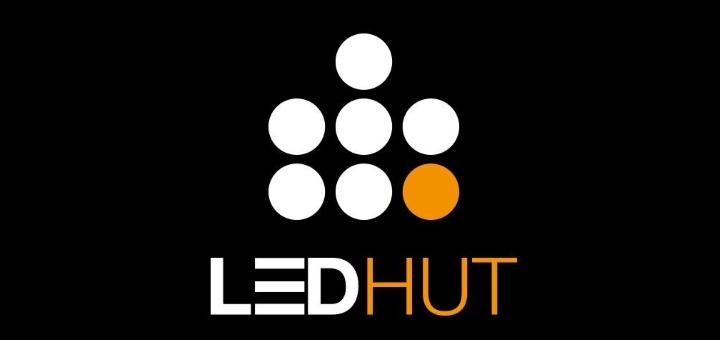 LEDHut logo