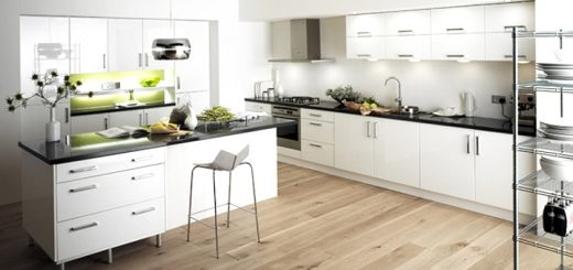Remodelled kitchen idea from Modernize