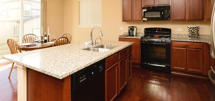 Remodelled kitchen idea from Modernize