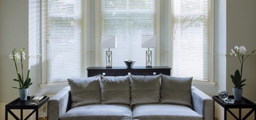 Wooden Venetian blind from Cheapest Blinds UK