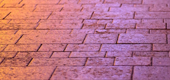 Block paved drive. Photo credit: Block Paving & Driveways