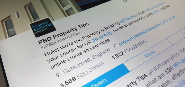 The Property & Building Directory on Twitter at @PBDPropertyTips