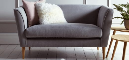 Timsbury Cotton Weave Sofa from Cox & Cox