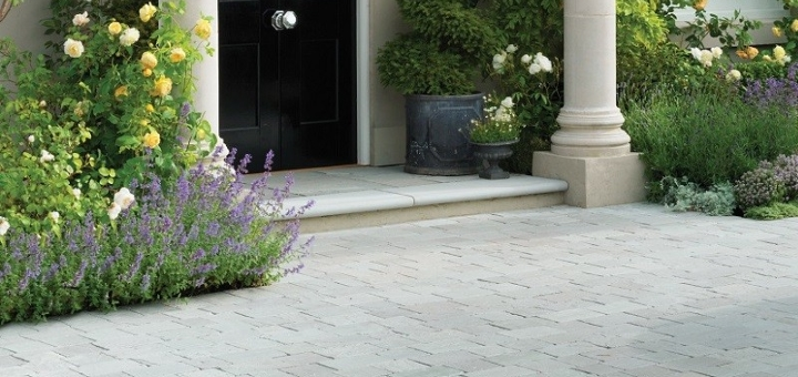 Driveway paviors from Turnbull & Co