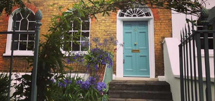 Terrace property in Grove Park, London. Photo credit: Horton and Garton