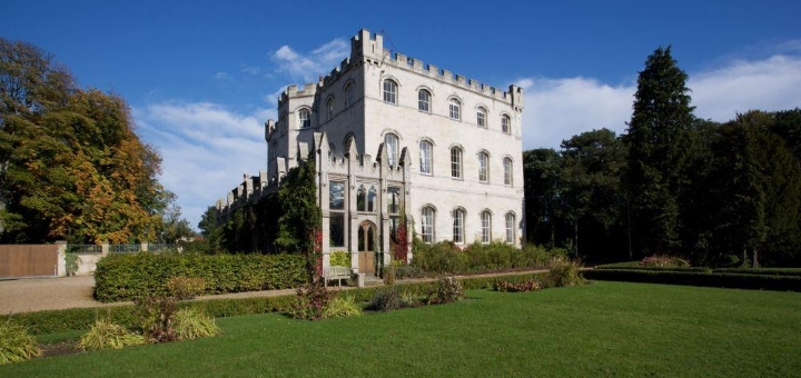 The Castle, Castle Eden, County Durham. Photo credit: Urban Base