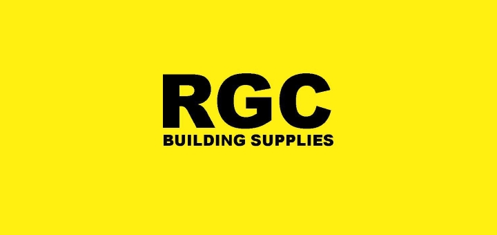 RGC Building Supplies logo