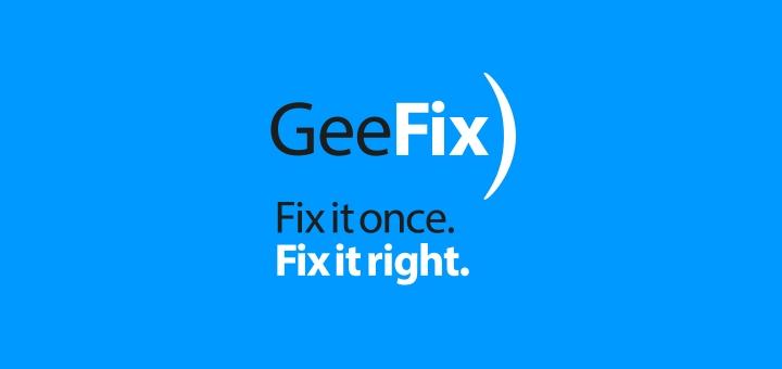GeeFix Plasterboard Fixings logo