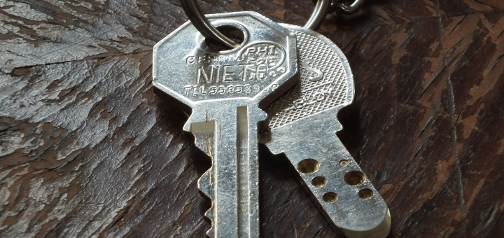 Finding a trusted locksmith is, well, key. Photograph by José Miguel