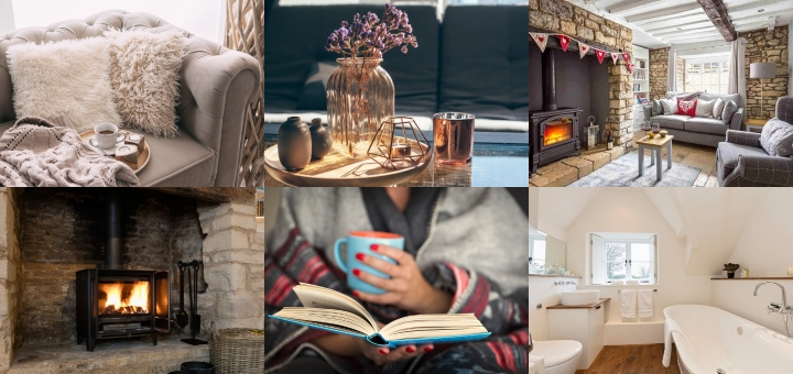 Ideas for creating your winter sanctuary