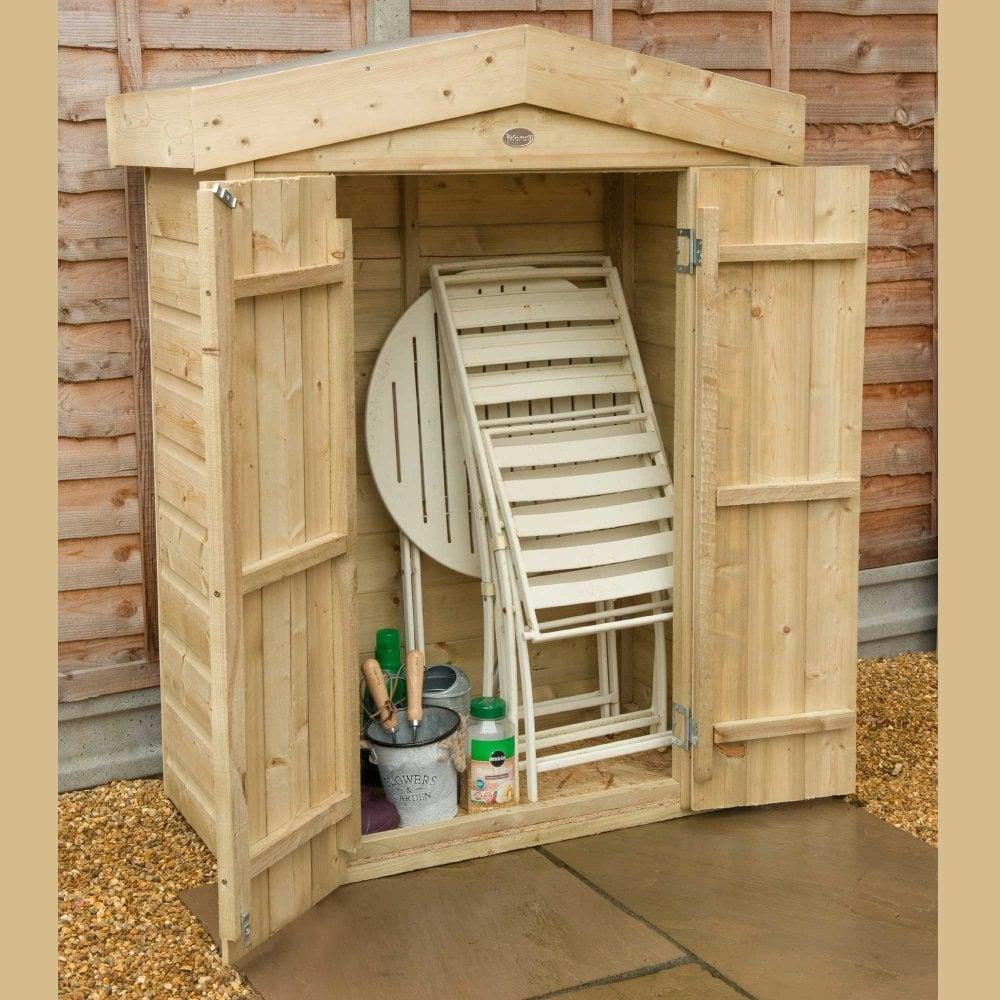 Forest Garden Pressure Treated Shiplap Apex Garden Store - £145