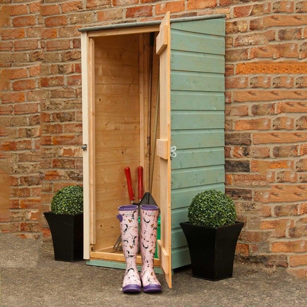 Shire Shiplap Garden Store 2x2 - £109