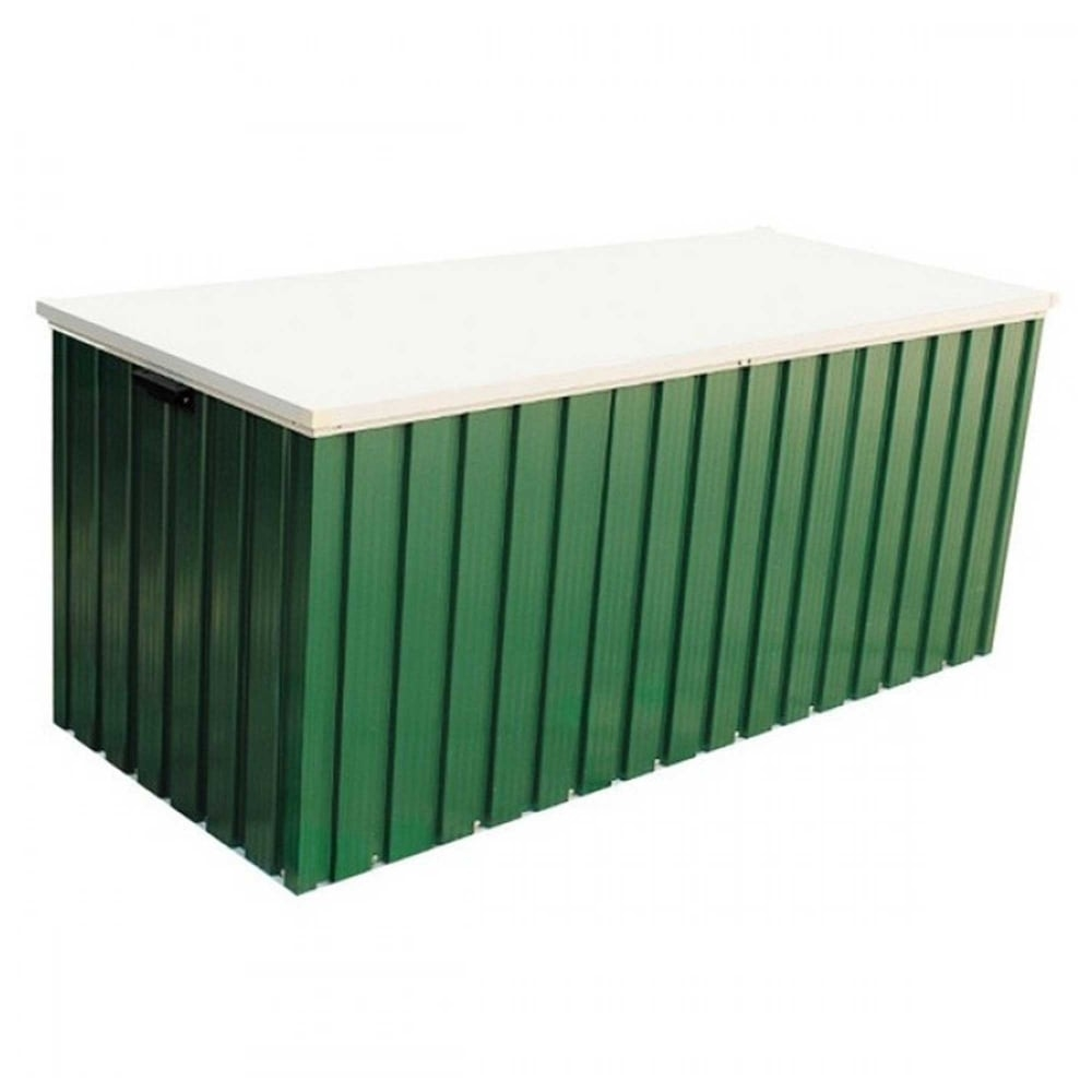 Storemore Emerald Metal Storage Box 4x2 - £112