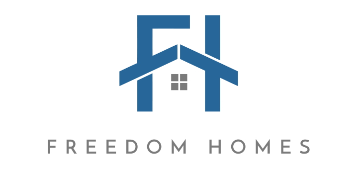 Freedom Homes logo