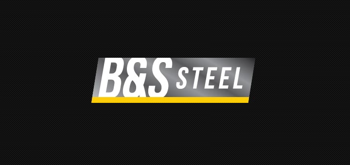 B & S Steel Supply logo