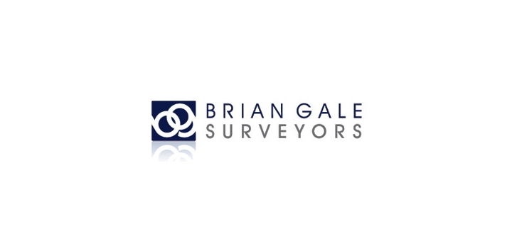 Brian Gale Surveyors logo