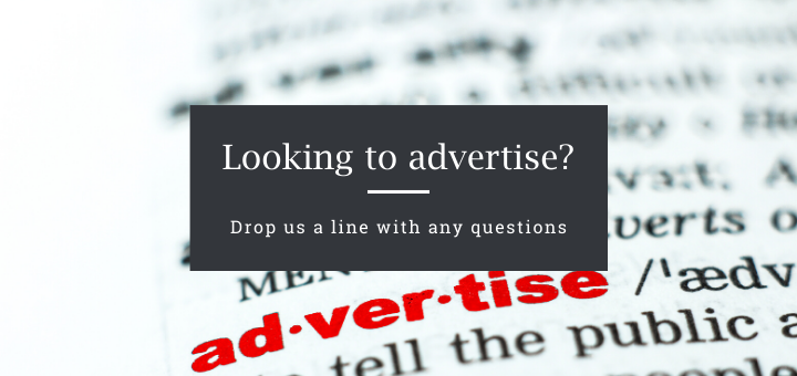 Contact us with your advertising enquiries