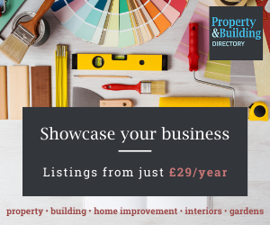 Showcase your business at the Property & Building Directory from just £29