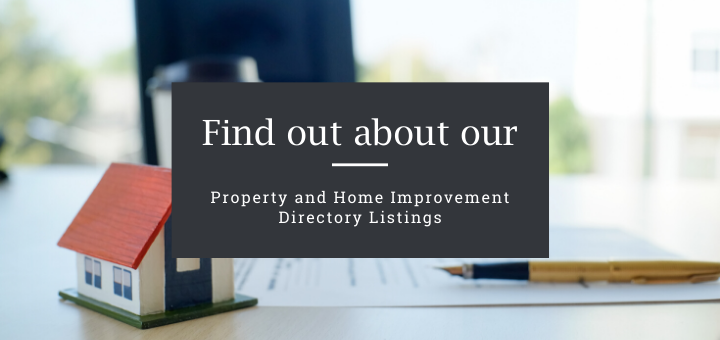 Find out about our Property & Home Improvement Directory Listings