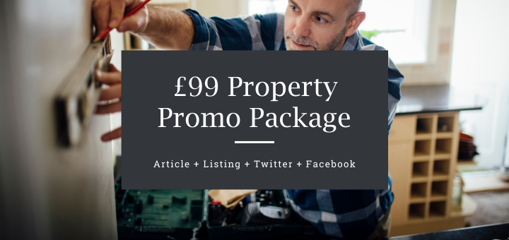 £99 Property Promo Package