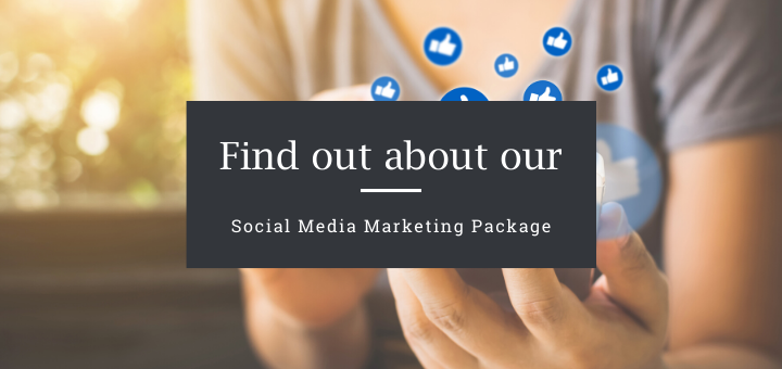 Find out about our Social Media Marketing Package