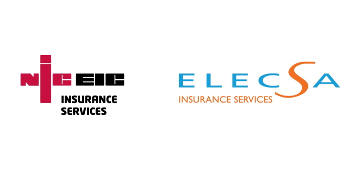 NICEIC and ELECSA Insurance Services logo