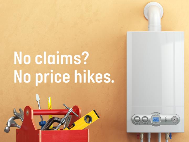 No claims? No price hikes with Hometree