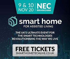 Register for your free tickets for Smart Home Expo this November