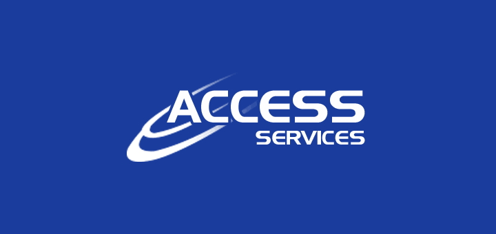 Access Services logo