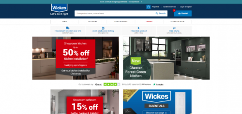 Wickes Property Building Directory