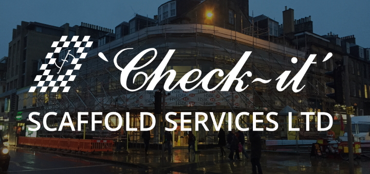 Check-It Scaffold Services logo