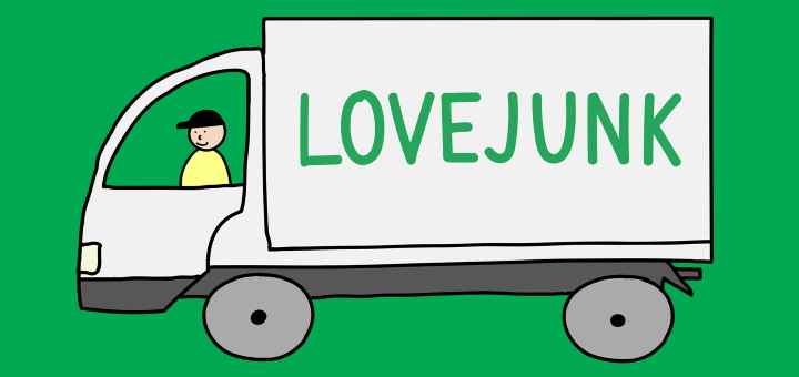 If you're in London, the Lovejunk app is another option for getting rid of bulky waste