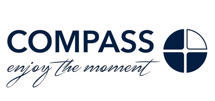 Compass Pools logo