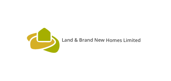 Land & Brand New Homes logo