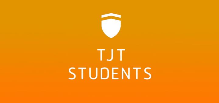 TJT Students logo